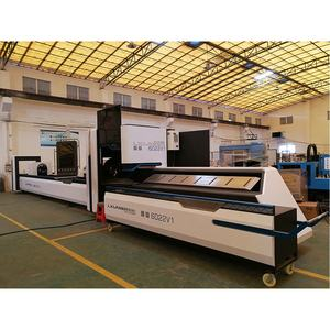 China factory price CNC stainless steel tube laser cutting machine for square pipes