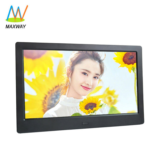 10 Inch Lcd Electronic Video Digital Photo Album Foto Frame Stand 10Inch Wide Screen