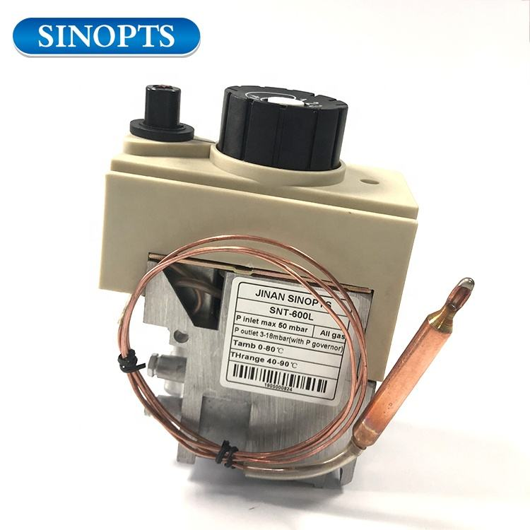 Sinopts gas fryer grill thermostatic gas valve high limit 100-340C thermostat as 630 EUROSIT