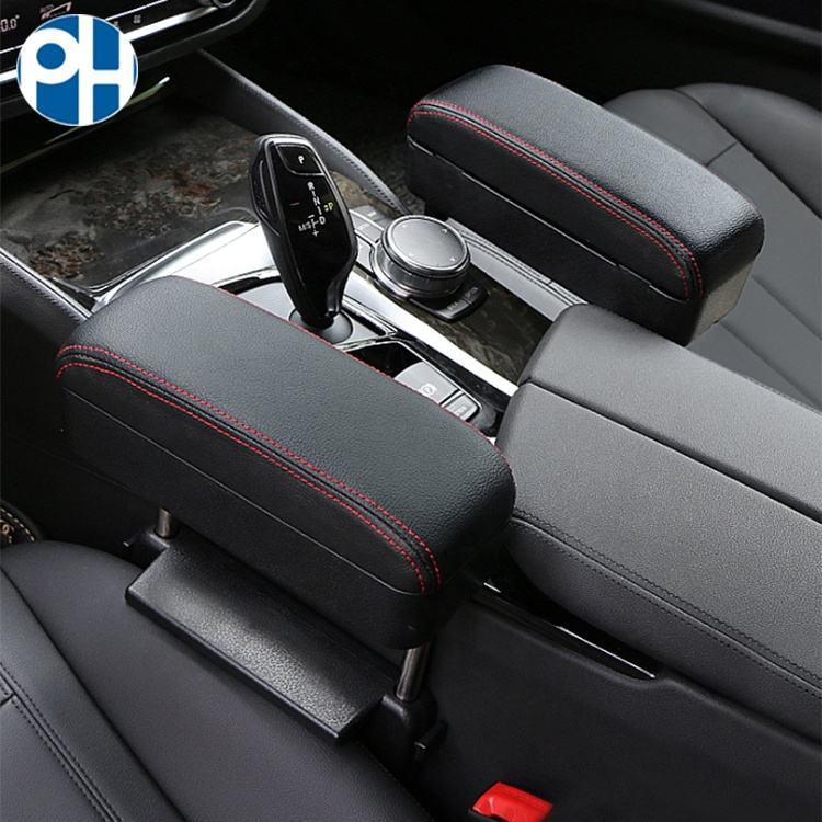 Auto Seiten Schlitz Seat Filler Storage Box Organizer 26*18*7CM Schwarz Universal Auto Aufbewahrungsbox Sitz Schlitz Seitentasche