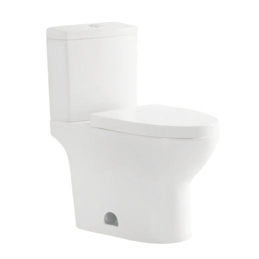 Bathroom sets Siphonic dual flush toilet bowl price p-trap philippines woman sanitary two piece toilet YC7905