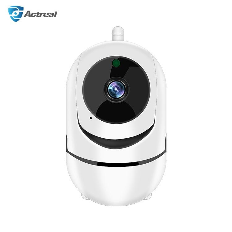 HD 2MP Surveillance Video Recording Camera Wifi 1080P Auto Tracking Night Vision Smart Phone Remote Monitoring Baby Monitor