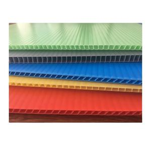 Corrugated Plastic, PP Hollow Sheets, Plastic Fluted Panels