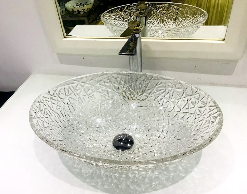 China Glass Wash Basin Designs China Glass Wash Basin Designs Manufacturers And Suppliers On Alibaba Com