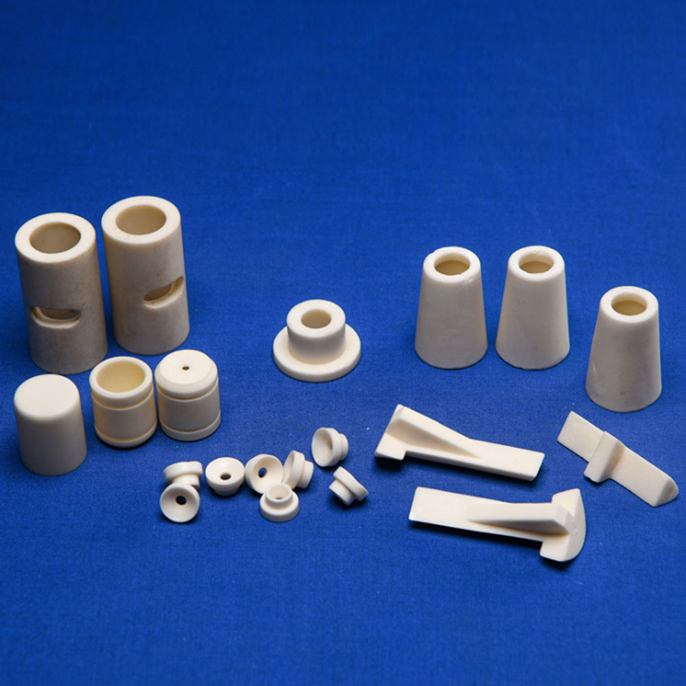 High Precision Machining Alumina/Zirconia Ceramic Products