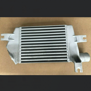 Upgrade turbo intercooler for Triton 2.5L 3.2L Intercooler 2006-15 Turbo MN ML challenger Performance