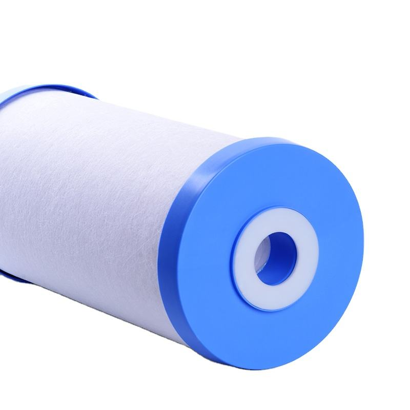 10 Inch Whole House Jumbo Spun Polypropylene Melt Blown Replacement Sediment Water FIlter