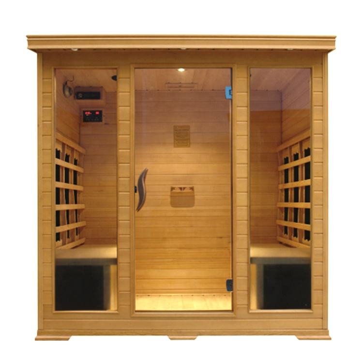 leisure ewuipment removable sauna bath indoor steam shower room made in china