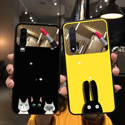 Beauty Smartphone Mirror phone case phone accessories mobile cover forXIAOMI MI9