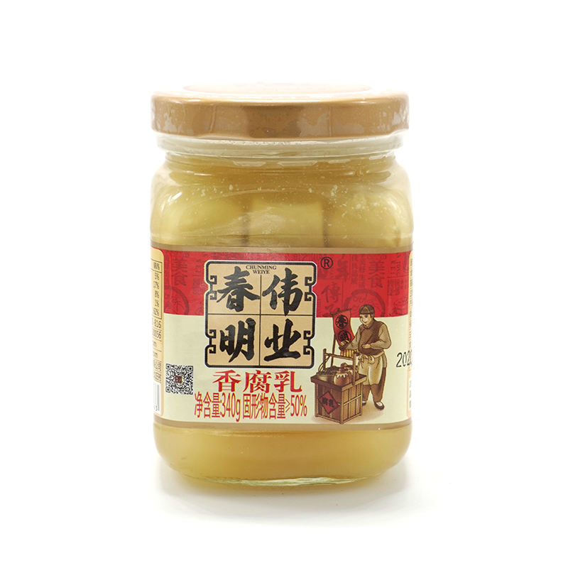 Low Price Dependable Performance 340g Sweet Fermented Bean Curd