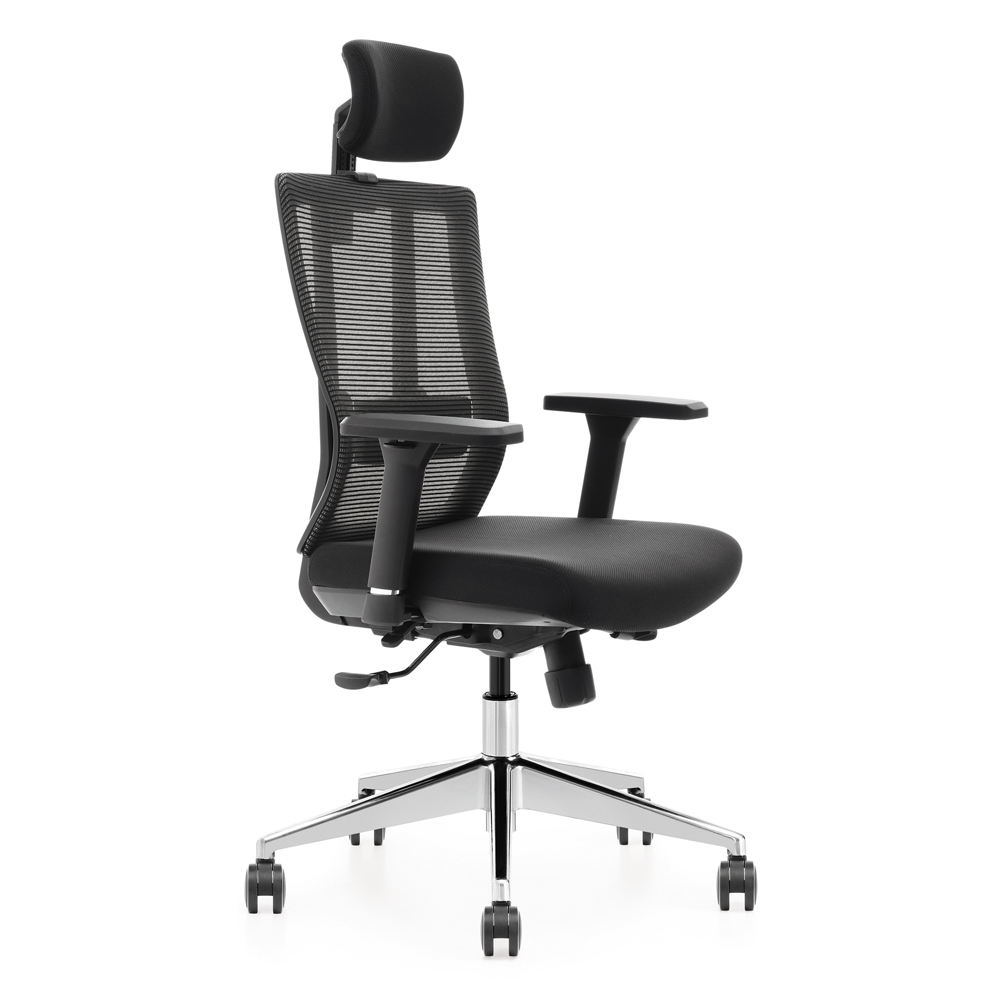 Modern Simple Multi-functional High Back Task Office Computer Chair Swivel Chair Lift Chair for Training Room