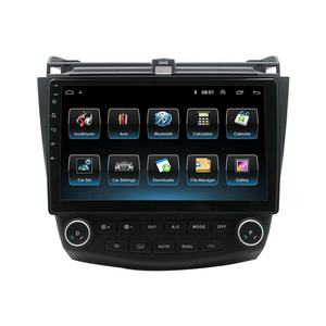 10.1 Inch Android Stereo Bluetooth Media Music Tape Pioneer Screen Multimedia Radio Mp5 Cd Dvd Car Player for Honda