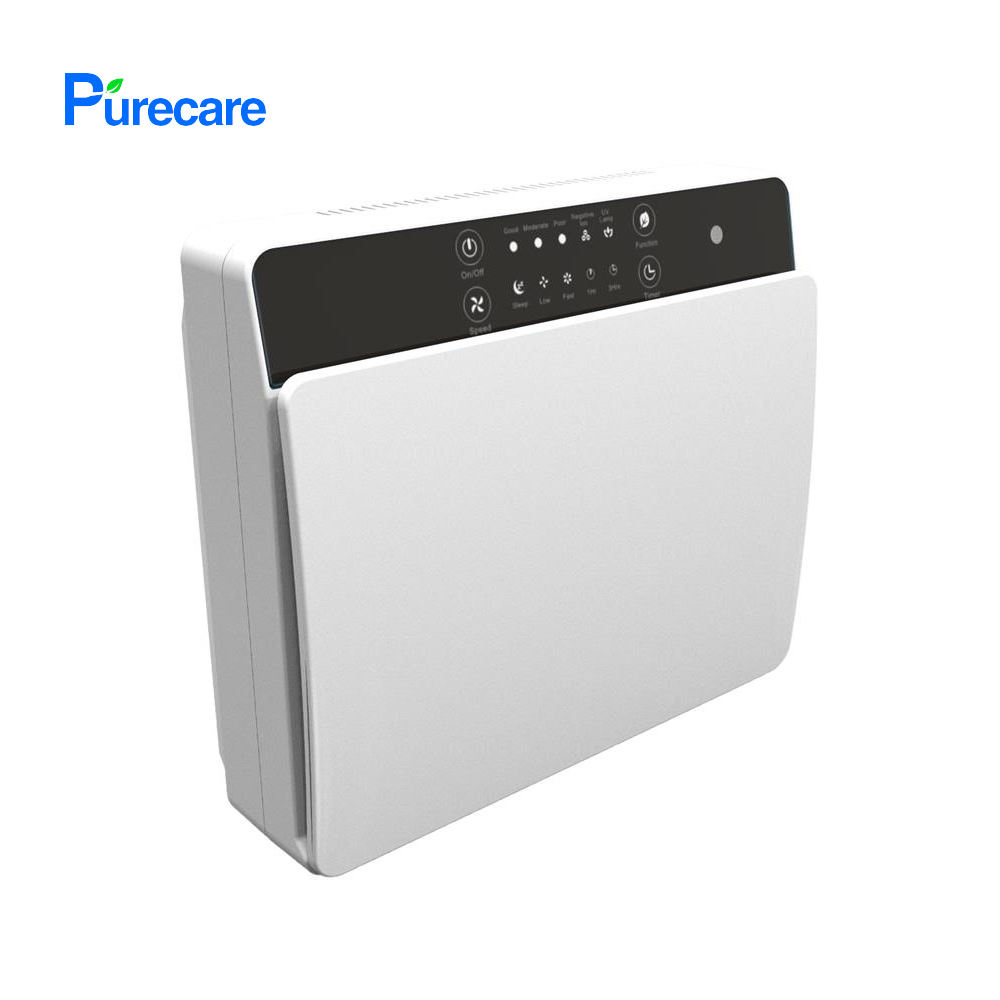 UV lamp Hotel Thuis Wall Mount Luchtreiniger Fabrikant, beste air washer
