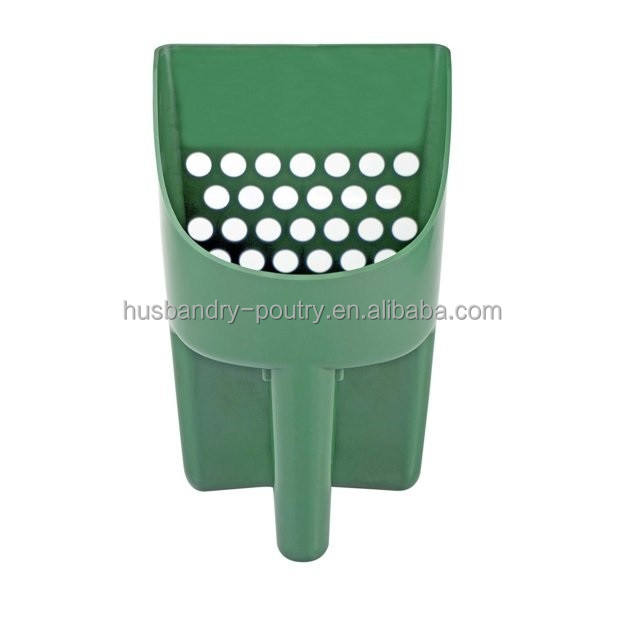 plastic scoop for Metal soill sand detecting of 3 quarts