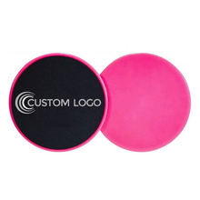 Custom Logo Dual Sided Multi-function Workout Abdominal Exercise Core Sliders