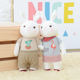 Gift Rabbit Gifts Customized Gift Cute Animal Plush Toys Rabbit Bunny For School With High Quality