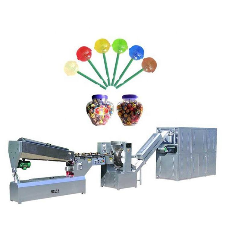 Automatic candy gummy bear soft making machine with low price