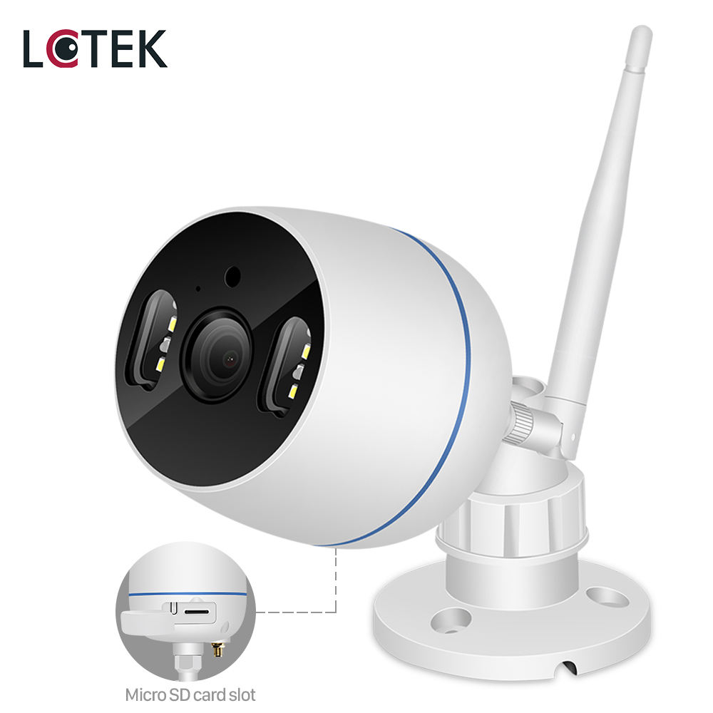 Mini 1080P Tuya Waterproof Outdoor bullet IP Camera P2P WiFi Security CCTV Surveillance Metal Camera Onvif