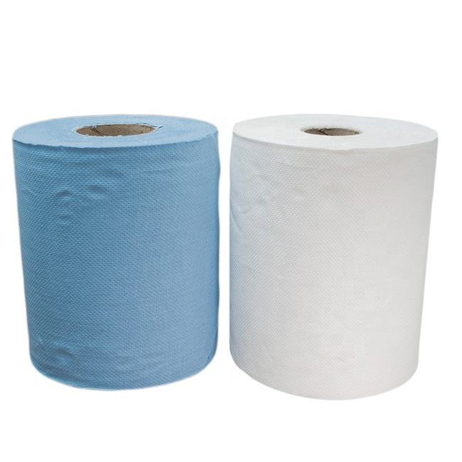 Three Colors Of Roll Paper Hand Towels