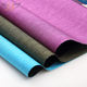 Hot selling PU coated fabric 600D*500D Snow brightly polyester bag fabric
