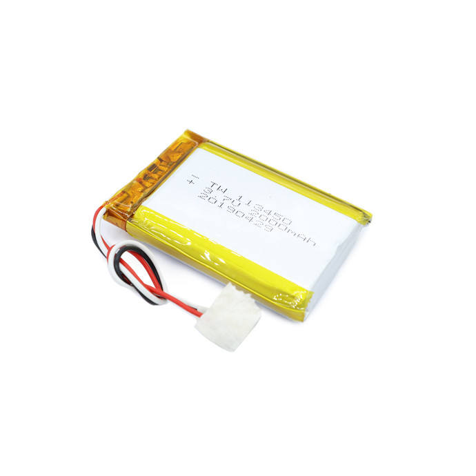 TW 113450 Square Rechargeable lithium polymer LI-ION 3.7v 2000mah lipo battery