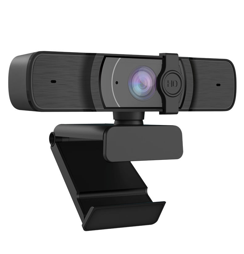 Webcam autofocus 1080p 4K HD Webcam camera for Pc Online Class Meeting Video Call HD Autofocus Webcam Cover 1080P