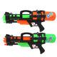 Customizable Colour mixing summer outdoor toys super power shoot plastic big water gun for kids