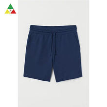 Wholesale 100% cotton french terry shorts men summer