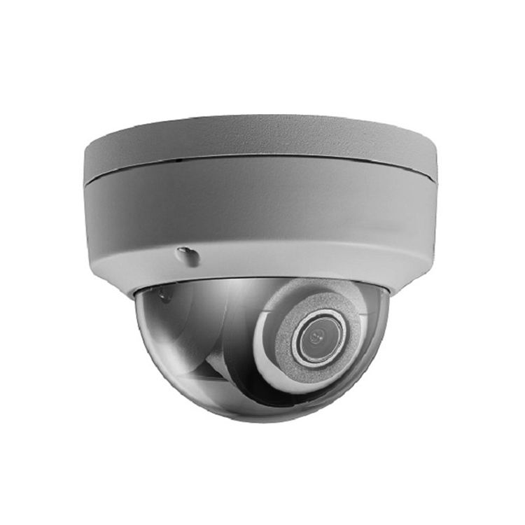 Original 30M IR cámara domo DS-2CD2143G0-IS H.265 4MP IP CCTV cámara con tarjeta SD