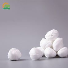 Wholesale medical surgical consumables sterile non woven gauze ball