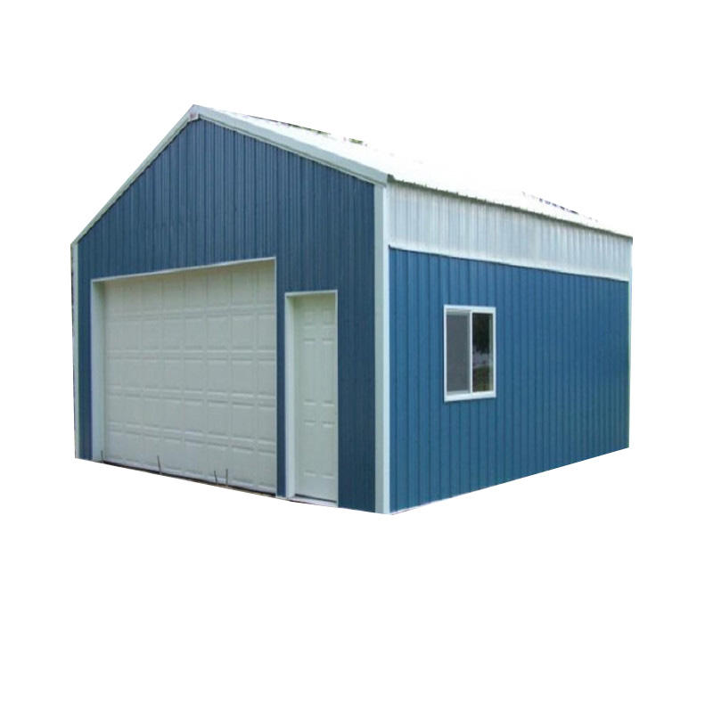 hot sale & high quality pre built metal buildings outdoor storage sheds