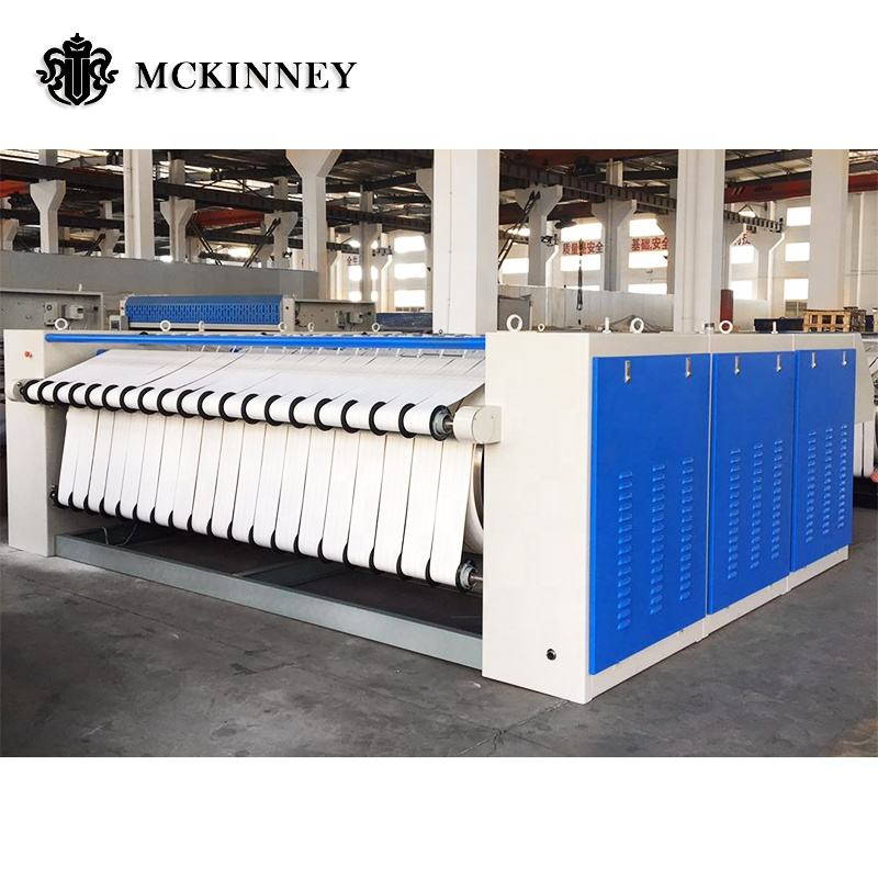 Industrial Laundry and Dry Cleaning Cloth Press Ironing Machine Commercial Pressing Iron