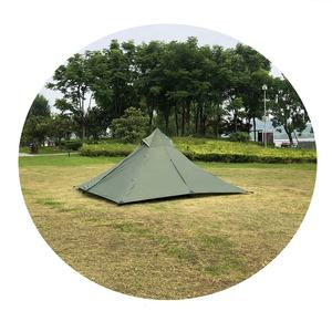 MountainCattle Factory Sale 2 Person Lightweight Pyramid Outdoor Camping Tent