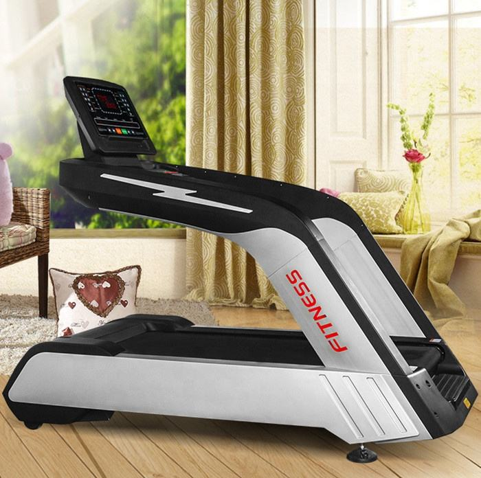 Good quality 7HP motor trademill exercise running machines semi commercial treadmill