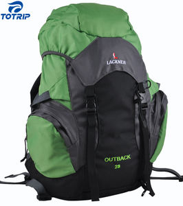 Brand OEM outback mountaineer climbing backpack bag