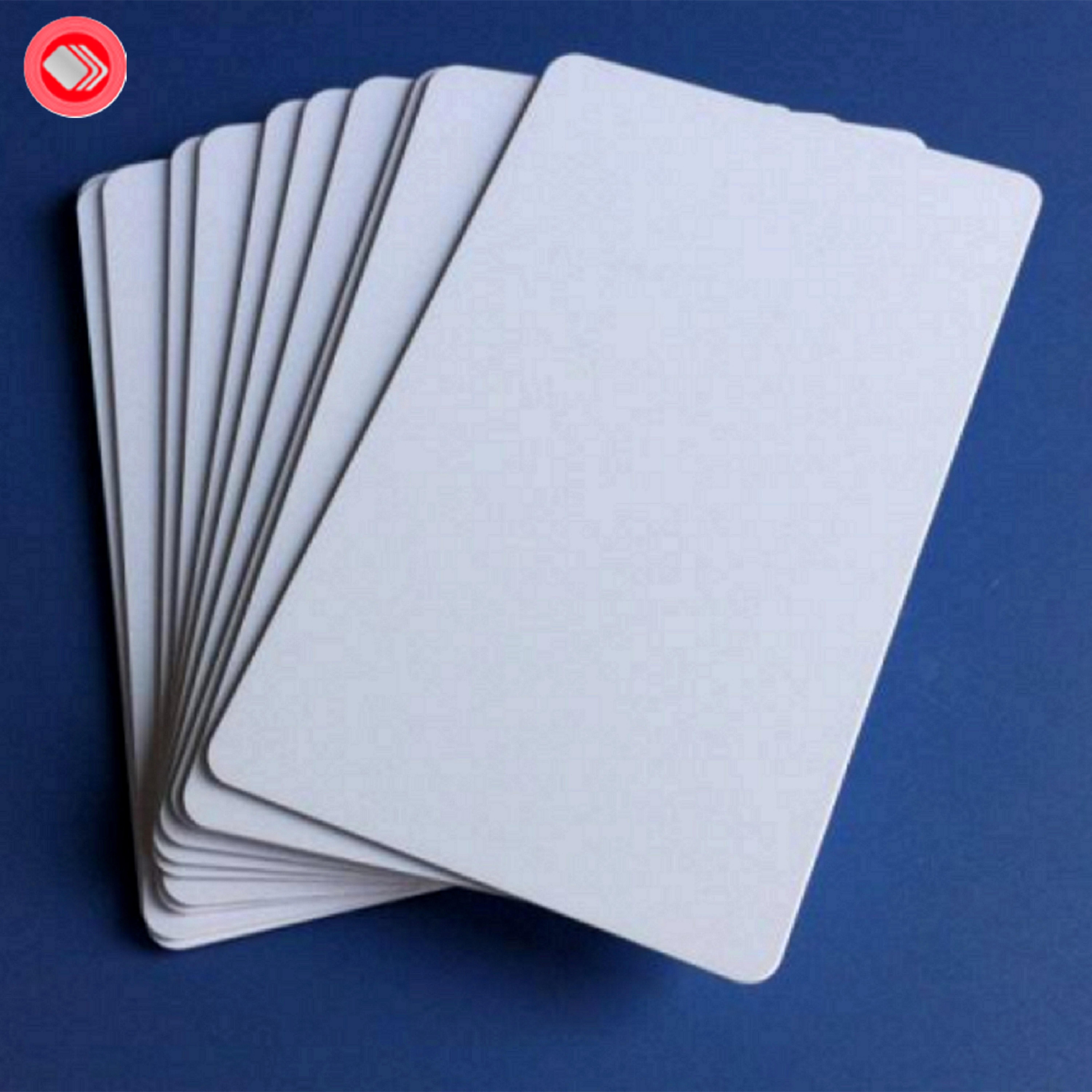 RFID business Card HF/UHF Customized Material/chips nfc Blank Cards