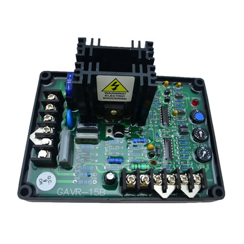 GAVR 15A 15B Brushless Generator Voltage Regulator AVR