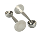 Hot Espresso Stand Coffee Measure Tamper Spoon Stainless Steel Coffee & Tea Tools Tampers Coffeeware