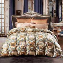 Custom Printing Super Soft High Quality Besroom Quilt Bamboo Fabric Comforter Set