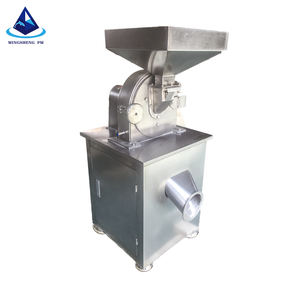 China universal salt pulverizer/crusher/kibbler machine