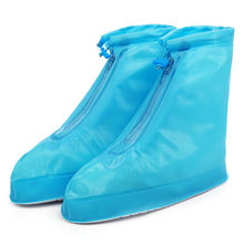 Chinese supplier waterproof hiking rain gears safety anti-slip high quality rain shoe covers waterproof