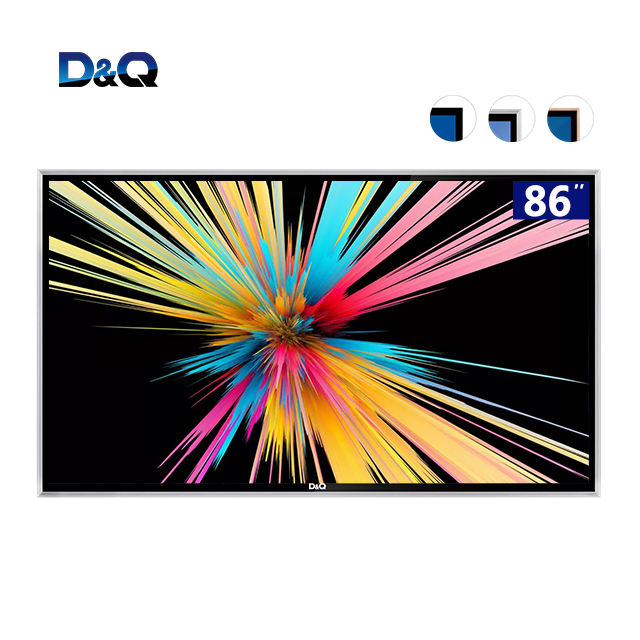 China <span class=keywords><strong>D</strong></span> & Q <span class=keywords><strong>TV</strong></span> fábrica-86 ''4k UHD inteligente <span class=keywords><strong>tv</strong></span> led com android suporte multi media grande 86 4K levou polegadas <span class=keywords><strong>tv</strong></span>