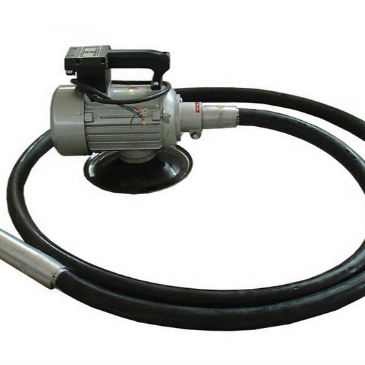 Popular concrete vibrators are widely used in road bridge machinery in the indispensable important tool