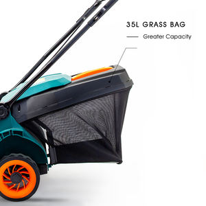 EAST 40V Specialized Custom Electric Hand Push Garden Lawn Mower