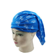 Wholesale 10x20inch Printed Seamless Scarf Tube Bandana Stretchy Headbands