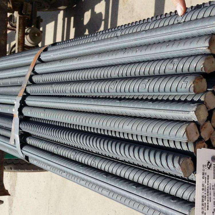 Reinforced Concrete Steel Twisted Round Bar With 25mm diameter for Engineering