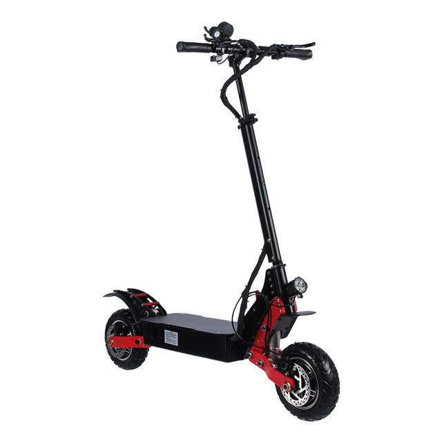Europe Electric Scooter Fashion Style High-Quality Materials Adult Electric Kick Scooter