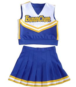 2020 New cheerleading costumes for cheerleaders with 100% heavy polyester