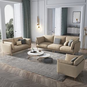 France Hot Selling Living Room Furniture Cheap Sofa Loveseat Sets