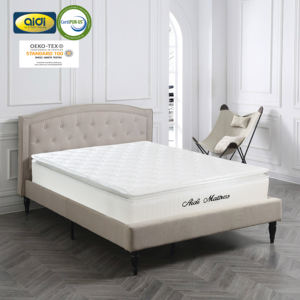 AI DI Pocket spring american standard simple princess size sleep rest mattress High density soft foam used pillow top kingdom